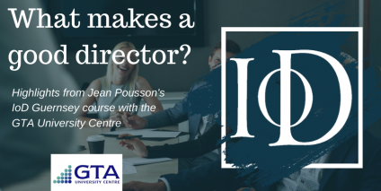 What Makes a Good Director?