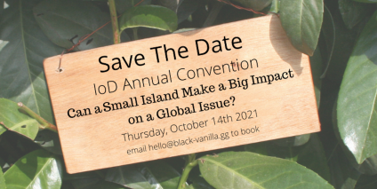 Save the Date - IoD Annual Convention