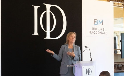 Charlotte Valeur on the Future of the IoD - 2020 and Beyond