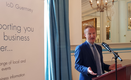 Phil Eyre - Top Three Leadership Challenges Facing Guernsey
